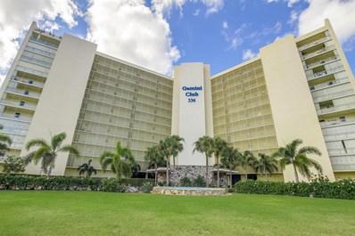 336 Golfview Road UNIT 912, North Palm Beach, FL 33408 - MLS#: RX-10384097