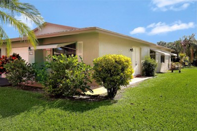 1558 Palmland Drive, Boynton Beach, FL 33436 - MLS#: RX-10384194