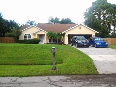 1730 SW Davis Street, Port Saint Lucie, FL 34953 - MLS#: RX-10384299