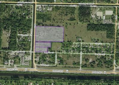 14448 Citrus Drive, Loxahatchee, FL 33470 - MLS#: RX-10384312