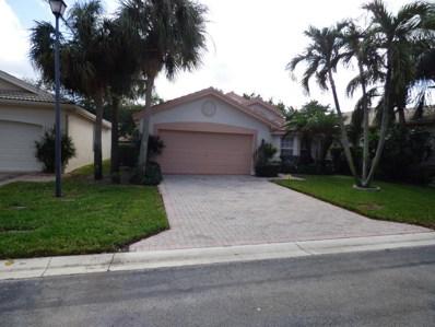 7676 San Carlos Street, Boynton Beach, FL 33437 - MLS#: RX-10384691