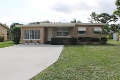 709 Gardenia Avenue, Fort Pierce, FL 34982 - MLS#: RX-10384703