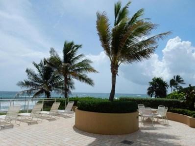 310 S Ocean Boulevard UNIT 202, Boca Raton, FL 33432 - MLS#: RX-10384746