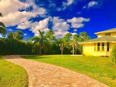 12333 71st Place N, West Palm Beach, FL 33412 - MLS#: RX-10384889