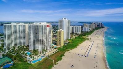 2700 N Ocean Drive UNIT 2603a, Singer Island, FL 33404 - MLS#: RX-10384925