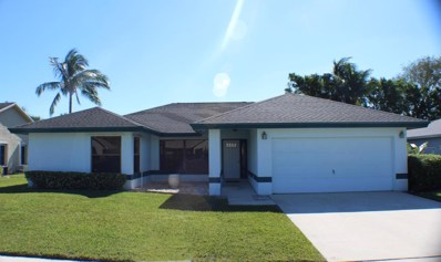 4204 Cedar Creek Road, Boca Raton, FL 33487 - MLS#: RX-10384926