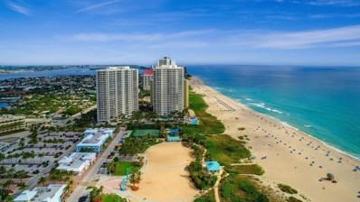 2700 N Ocean Drive UNIT 2604a, Singer Island, FL 33404 - MLS#: RX-10384948