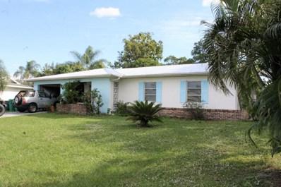 202 SW Reynolds Avenue, Port Saint Lucie, FL 34953 - MLS#: RX-10384963