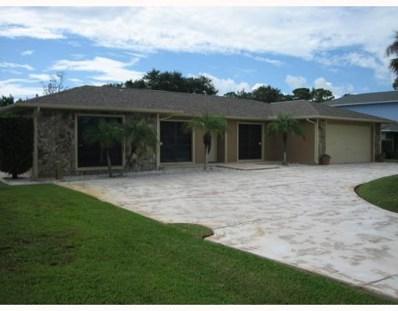 5800 Eagle Drive, Fort Pierce, FL 34951 - MLS#: RX-10384977