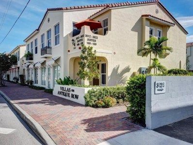 3622 S Dixie Highway UNIT 250, West Palm Beach, FL 33405 - MLS#: RX-10385038