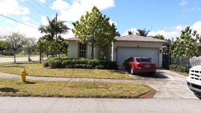 3801 SW 39th Street, West Park, FL 33023 - MLS#: RX-10385190