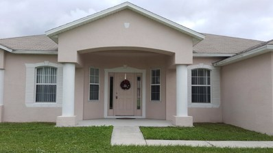 862 SW Tulip Boulevard, Port Saint Lucie, FL 34953 - MLS#: RX-10385193
