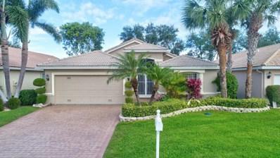 6935 Viale Elizabeth, Delray Beach, FL 33446 - MLS#: RX-10385256