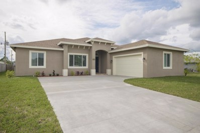 2326 SW Neal Road, Port Saint Lucie, FL 34953 - MLS#: RX-10385268