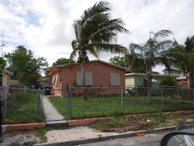 519 S D, Lake Worth, FL 33460 - MLS#: RX-10385279