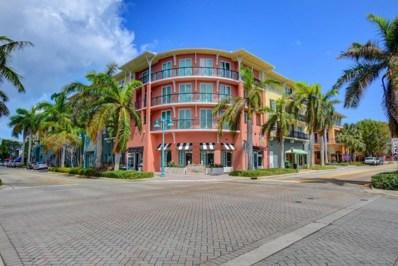 225 NE 1st Street UNIT 407, Delray Beach, FL 33444 - MLS#: RX-10385379