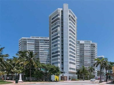 7135 Collins Avenue UNIT 521, Miami Beach, FL 33141 - MLS#: RX-10385406