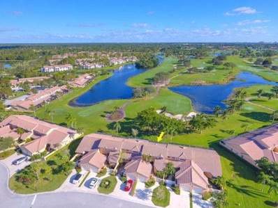 457 Prestwick Circle UNIT 457, Palm Beach Gardens, FL 33418 - MLS#: RX-10385427