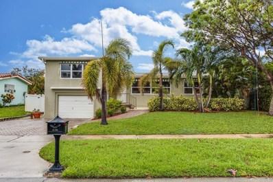 1405 NE 4th Avenue, Boca Raton, FL 33432 - MLS#: RX-10385571