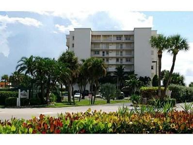 10980 S Ocean Drive UNIT 513, Jensen Beach, FL 34957 - MLS#: RX-10385595