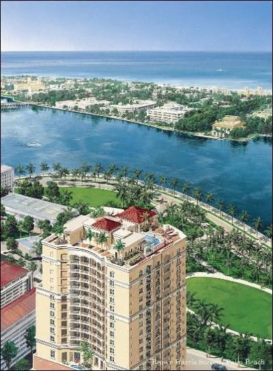201 S Narcissus Avenue UNIT 505, West Palm Beach, FL 33401 - MLS#: RX-10385887