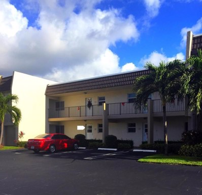 2805 Casita UNIT 112, Delray Beach, FL 33445 - MLS#: RX-10385897