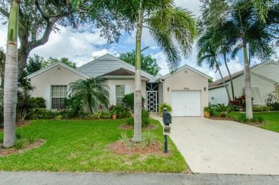 7668 Kings Ride, Boynton Beach, FL 33436 - MLS#: RX-10385945