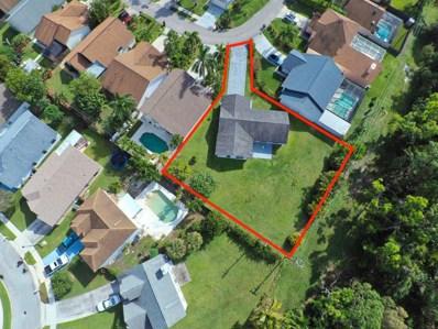 2845 W Foxhall Drive W, West Palm Beach, FL 33417 - MLS#: RX-10385950