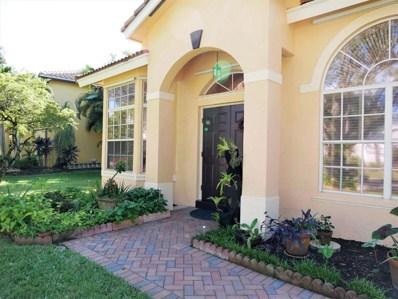 5691 NW 40th Terrace, Coconut Creek, FL 33073 - MLS#: RX-10385966