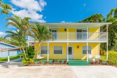 3083 SW Berry Avenue, Palm City, FL 34990 - MLS#: RX-10385973