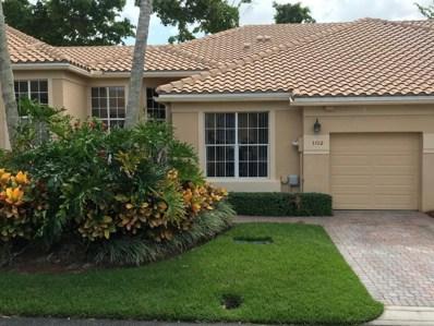 17242 Boca Club Boulevard UNIT 102, Boca Raton, FL 33487 - MLS#: RX-10386014