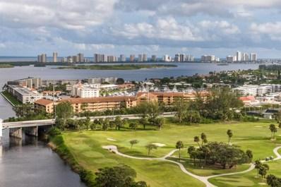 336 Golfview Road UNIT 306, North Palm Beach, FL 33408 - MLS#: RX-10386113