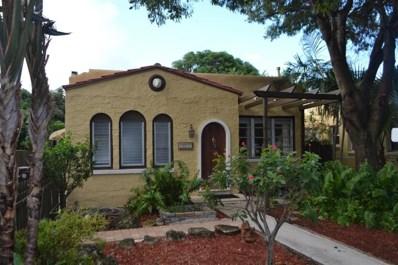 1022 Upland Road, West Palm Beach, FL 33401 - MLS#: RX-10386131