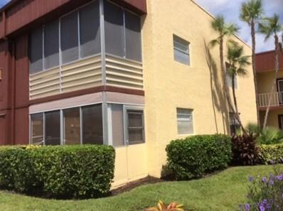 617 Flanders M UNIT 617, Delray Beach, FL 33484 - MLS#: RX-10386150