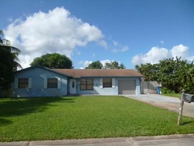 249 Sandpiper Avenue, Royal Palm Beach, FL 33411 - MLS#: RX-10386161