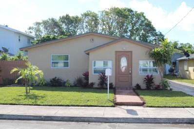 805 Washington Avenue, Lake Worth, FL 33460 - MLS#: RX-10386265