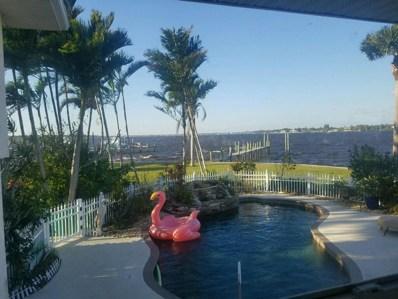 46 SW Riverway Boulevard, Palm City, FL 34990 - MLS#: RX-10386408