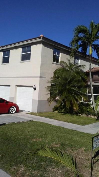 6333 Harbor Bend, Margate, FL 33063 - MLS#: RX-10386430
