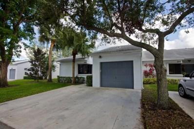 206 Par Drive, Royal Palm Beach, FL 33411 - MLS#: RX-10386487