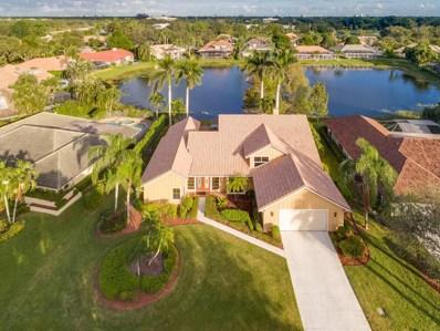 24 Thurston Drive, Palm Beach Gardens, FL 33418 - MLS#: RX-10386525