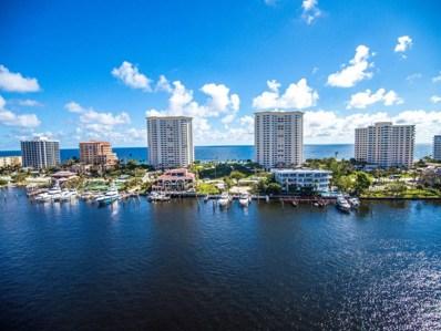 500 S Ocean Boulevard UNIT 402, Boca Raton, FL 33432 - MLS#: RX-10386623