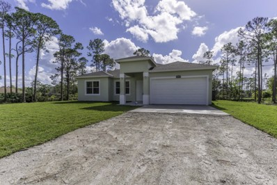 16934 N 72nd Road, Loxahatchee, FL 33470 - MLS#: RX-10386628