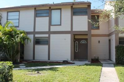 120 Sherwood Circle UNIT 9c, Jupiter, FL 33458 - MLS#: RX-10386725