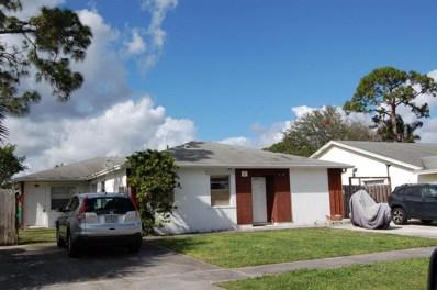 9115 E Highland Pines Boulevard UNIT 9115 An>, Palm Beach Gardens, FL 33418 - MLS#: RX-10386805