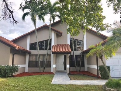7492 San Clemente Place, Boca Raton, FL 33433 - MLS#: RX-10386906