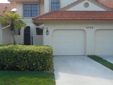 8328 Waterline Drive UNIT 103, Boynton Beach, FL 33472 - MLS#: RX-10386937