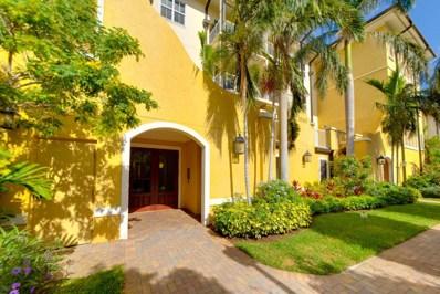 3960 N Flagler Drive UNIT 206, West Palm Beach, FL 33407 - MLS#: RX-10386945