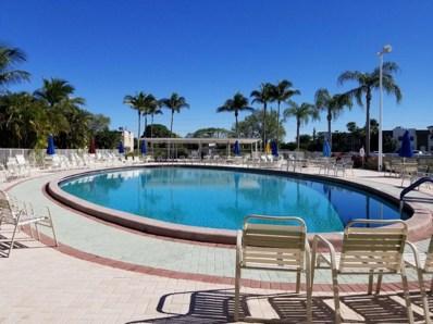 346 Burgundy H, Delray Beach, FL 33484 - MLS#: RX-10386983
