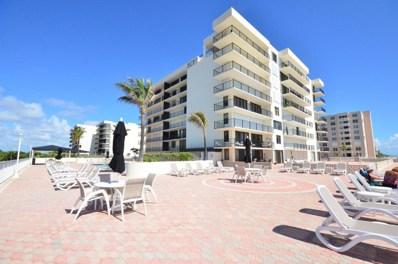 3456 S Ocean Boulevard UNIT # 707, Palm Beach, FL 33480 - MLS#: RX-10387001