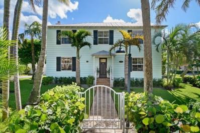 1102 Miramar Drive, Delray Beach, FL 33483 - MLS#: RX-10387013